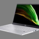 Laptop Acer Swift X - laptop z GeForce RTX 3050 Ti i AMD Ryzen 5000