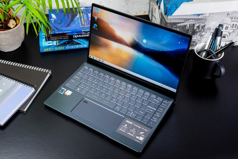 Laptop do pracy musi posiadać dobry procesor, mocne podzespoły oraz szybki i pojemny dysk /materiały prasowe