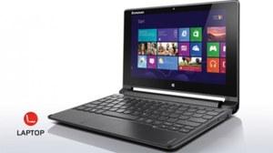 Laptop Lenovo z ekranem odchylanym o 300 stopni