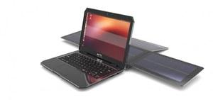 Laptop na baterie słoneczne za 350 dol.