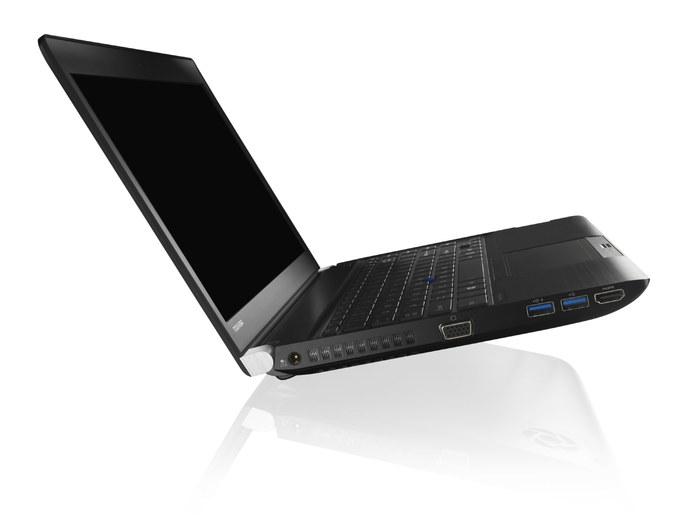 Laptop Toshiba Portege R30 /materiały prasowe
