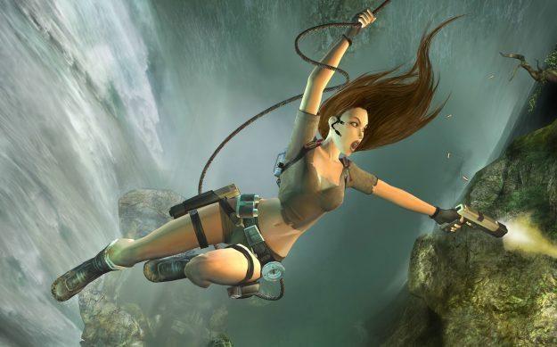 Lara Croft pojawi się w odświeżonej trylogii Tomb Raidera wyłącznie na konsolę PlayStation 3 /INTERIA.PL