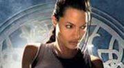 Lara Croft w klipie U2