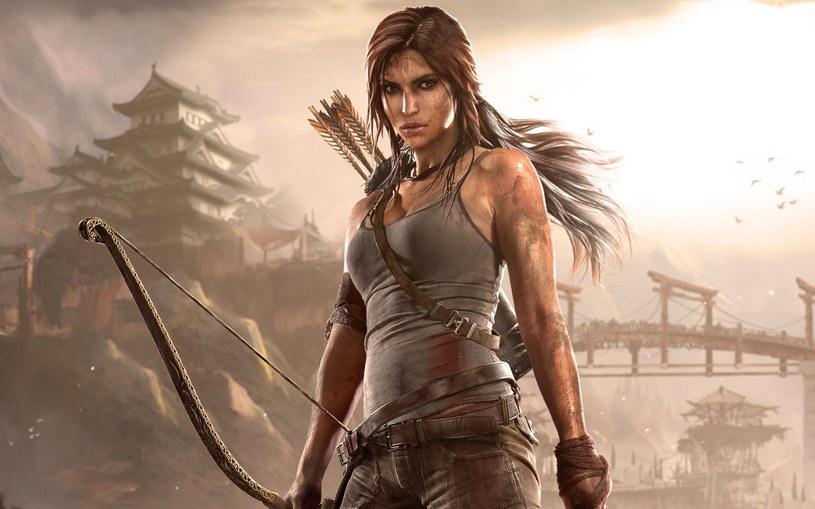 Lara Croft /materiały prasowe