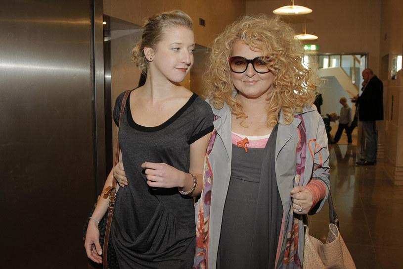 Lara Gessler i Magda Gessler /Wojtalewicz Jarosław /AKPA