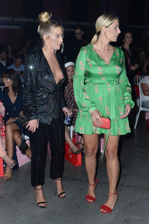Lara Gessler i Odeta Moro /East News