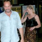 Lara Gessler przyszła na imprezę z mężczyzną u boku