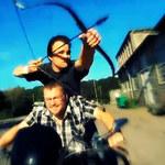 Lars Andersen: Łucznik, przy którym Robin Hood to cienias