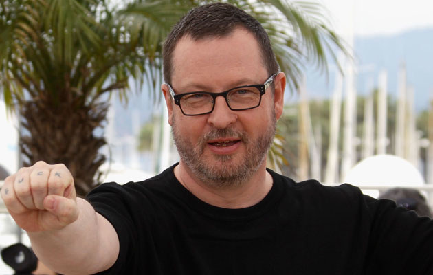 Lars Von Trier, fot. Vittorio Zunino Celotto   /Getty Images/Flash Press Media