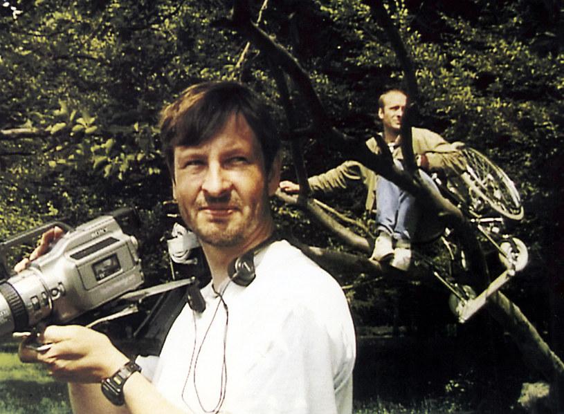 """Lars von Trier kręci """"Idiotów"""" /Collection CSFF / Rue des Archives /Agencja FORUM"""