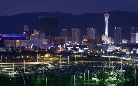 Las Vegas /123RF/PICSEL