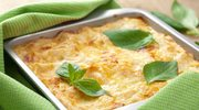 Lasagne w nowej wersji z łososiem
