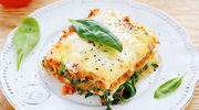 Lasagne w trzech kolorach