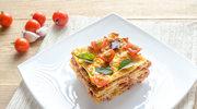 Lasagne w wersji bardzo pomidorowej