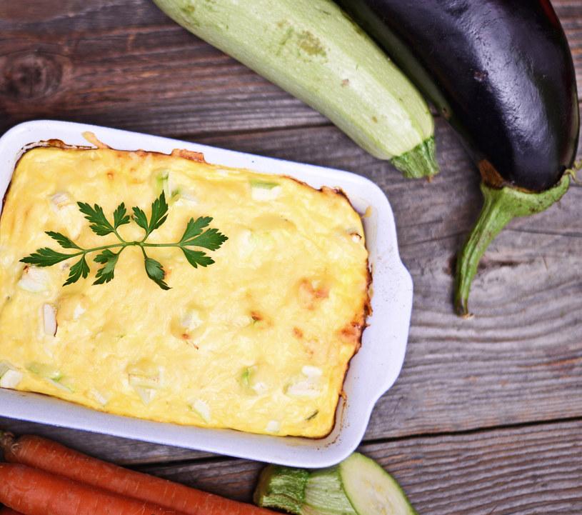 Lasagne z bakłażanami /123RF/PICSEL