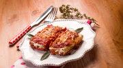 Lasagne z serem ricotta  i tuńczykiem