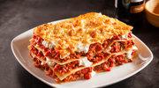 Lasagne z sosem pomidorowym