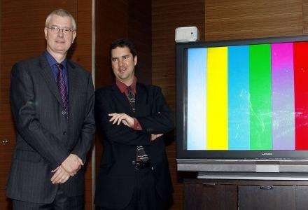 """""""Laserowe telewizory"""" już powstają - teraz przyszła pora na komputery /AFP"""