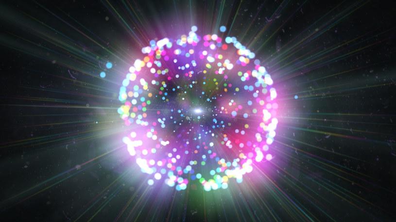 Laserowy akcelerator cząstek miałby ogromny wpływ na świat nauki. Zdjęcie ilustracyjne /123RF/PICSEL