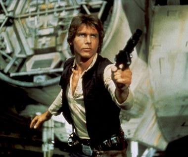 Laserowy pistolet Hana Solo na aukcji