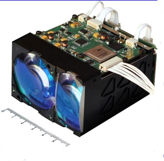 Laserowy prędkościomierz zaprojektowany przez WAT /
