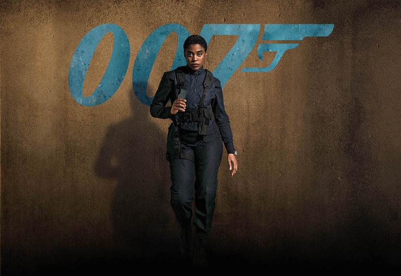 """Lashaną Lynch  w """"Nie czas umierać"""" gra agenta, który odziedziczył po Bondzie licencję na zabijanie i legendarne 007 /materiały prasowe"""