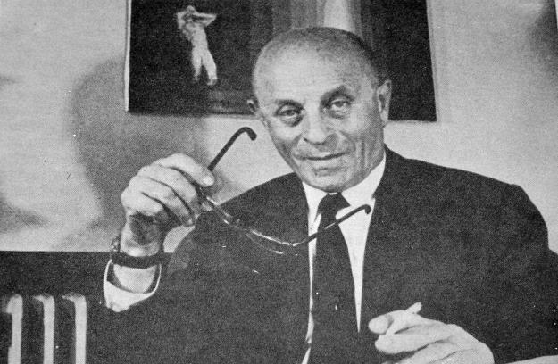 László Bíró około roku 1978 /Archiwum