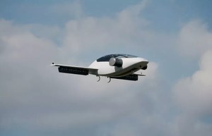 Latająca taksówka odbyła swój pierwszy lot