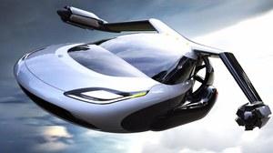 Latający samochód to nieodległa przyszłość!