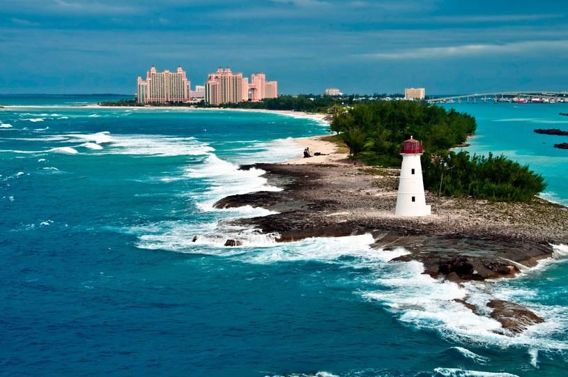 Latarnia w Nassau /123RF/PICSEL
