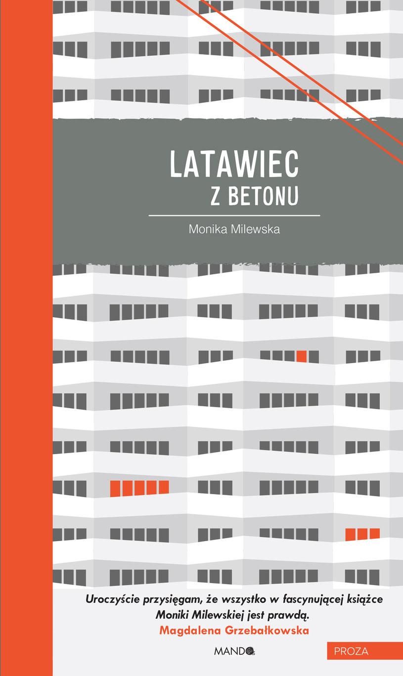 Latawiec z betonu, Monika Milewska /INTERIA.PL/materiały prasowe