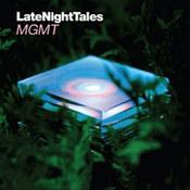 różni wykonawcy: -Late Night Tales: MGMT