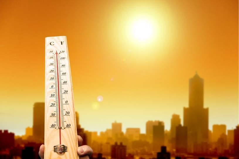 Lato 2016 roku ma być rekordowo gorące /123RF/PICSEL