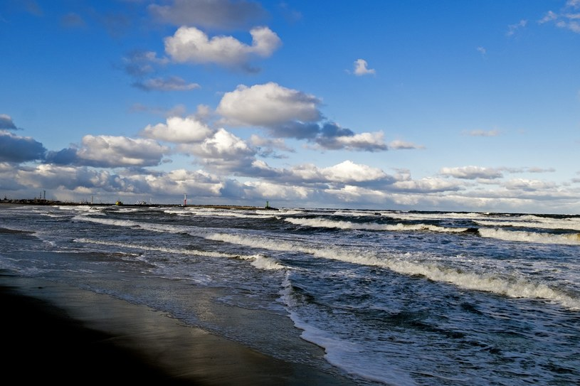 Lato nad Bałtykiem będzie wyjątkowo chłodne? /Fot. Marek Michalak /East News