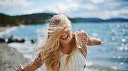 Lato w kolorze blond