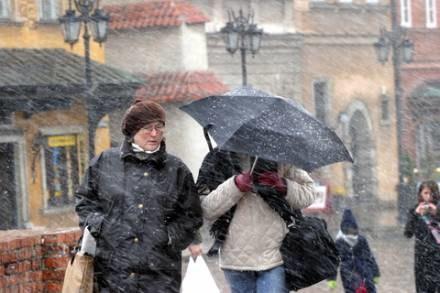 Lato w zimie, zima w maju - pogoda często płata nam figle/ fot. M. Smulczyński /Agencja SE/East News