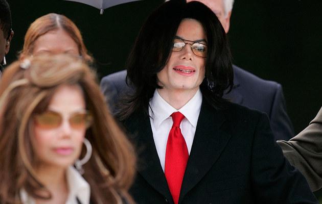 Latoya i Michael Jackson, fot. Carlo Allegri  /Getty Images/Flash Press Media