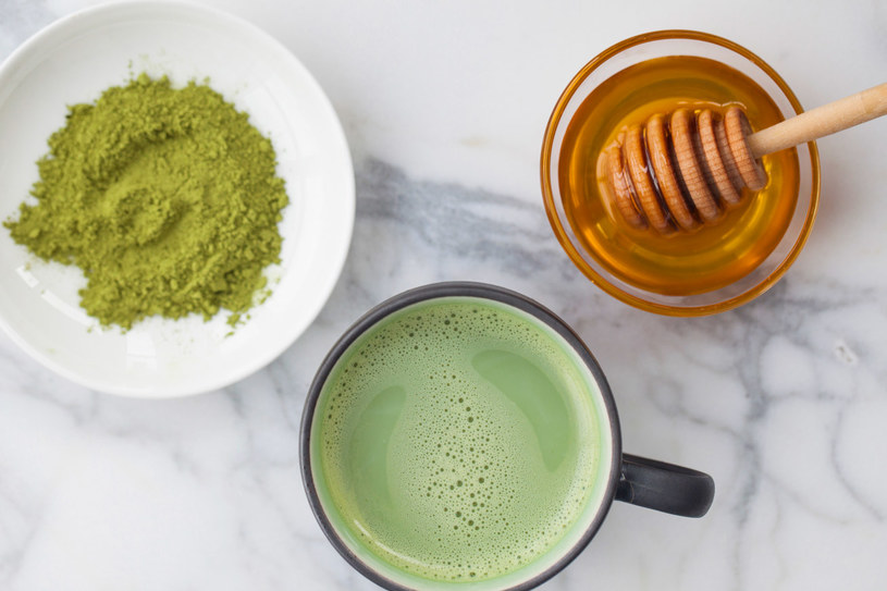 latte matcha /© Photogenica
