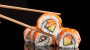 Łatwe sushi z łososiem