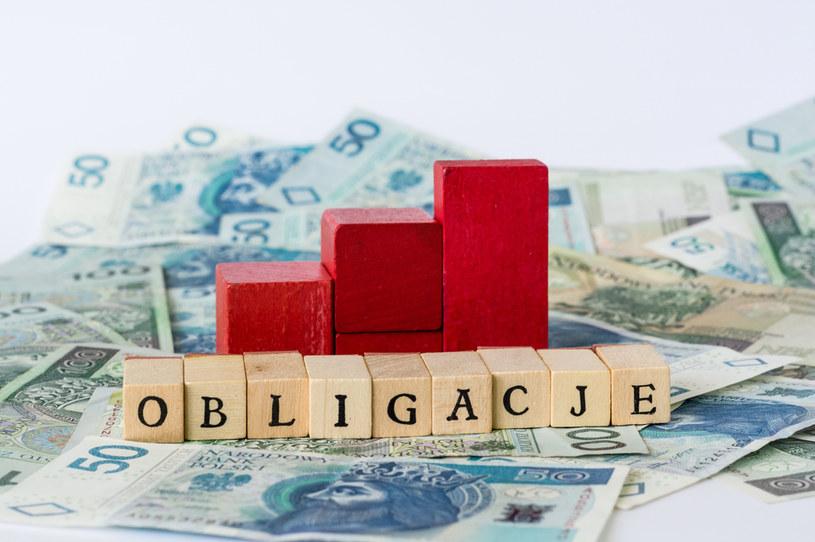 Łatwiej kupić obligacje skarbowe /123RF/PICSEL