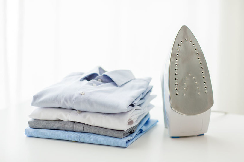 Łatwo wyprasujesz koszule /©123RF/PICSEL