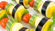 Łatwy przepis na warzywne szaszłyki