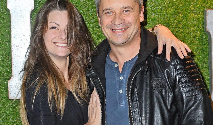 Laura Breszka i Piotr Grabowski /VIPHOTO/EAST NEWS  /MWMedia