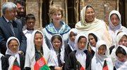 Laura Bush w Afganistanie