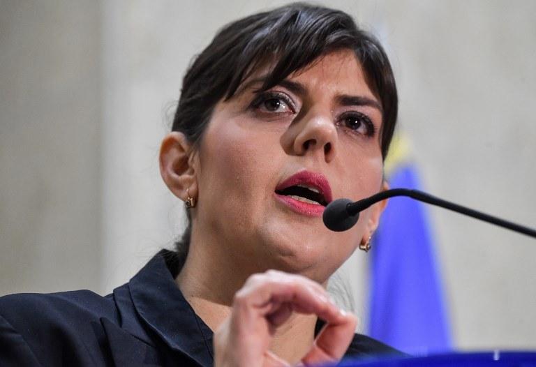 Laura Codruta Kovesi /Daniel Mihailescu/AFP /AFP