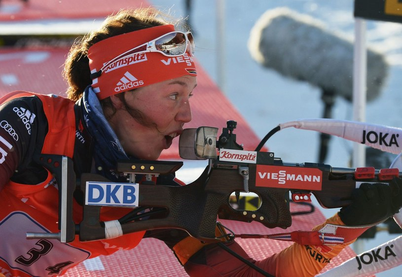 Laura Dahlmeier /AFP