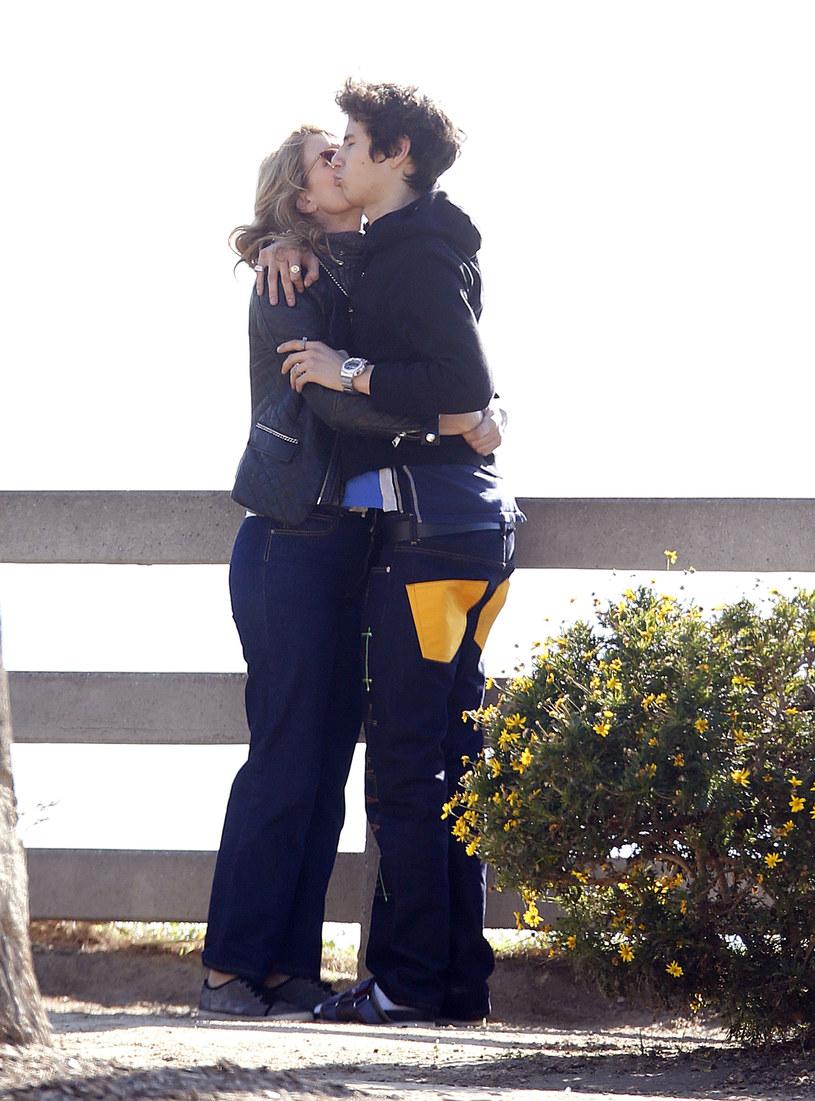 Laura Dern z synem /Agencja FORUM