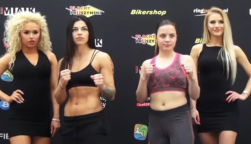 Laura Grzyb (druga od lewej) /