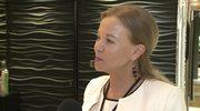 Laura Łącz: nie podobam się sobie ani na zdjęciach, ani na szklanym ekranie. Najlepiej prezentuję się na żywo