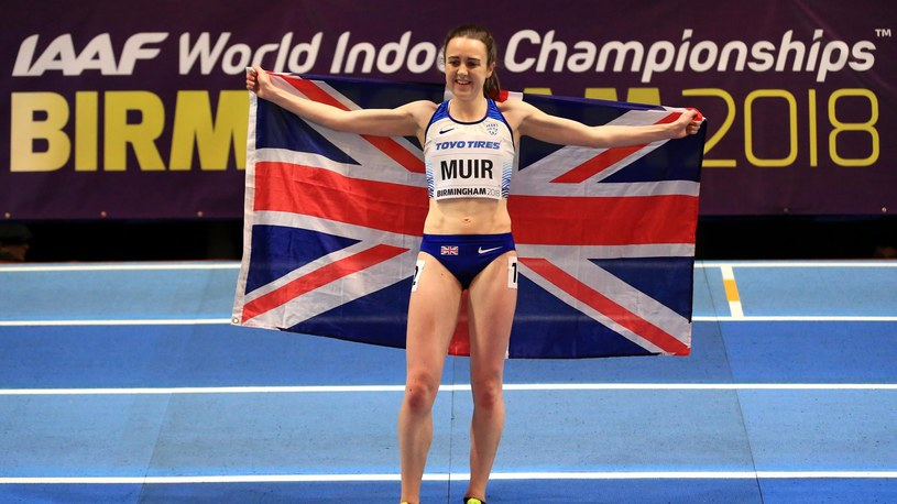 Laura Muir /Getty Images